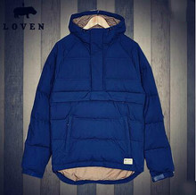 font b Men b font Hoody Winter Coats Male Hooded Plus font b Jackets b