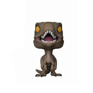 Image 5 - Funko POP  Jurassic World & Dinosaur Velociraptor Action Figure Boy Toys for Children Birthday Gift