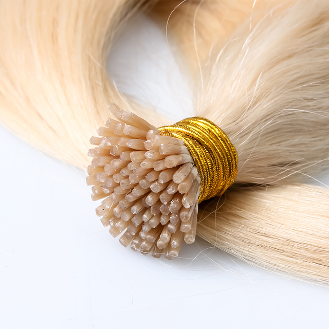 Aliexpress Buy I Tip Hair Extensions 8a Unprocessed Brazilian