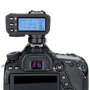 Image 3 - Godox X2T C X2T N X2T S X2T F X2T O X2T P TTL Wireless Flash Trigger per Canon Nikon Sony della Macchina Fotografica di Bluetooth di Connessione HSS