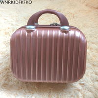 Cosmetic Case Women Professional Cosmetic Cosmetic Beauty Brush Makeup Bag Travel Necessary Waterproof Cosmetic