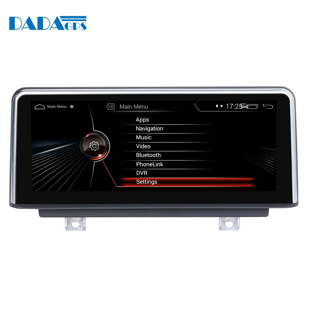 Android 7.1 Car Audio FOR BMW 1 Series F20 F21 2011-2016 FOR BMW 2 Series F23 2013-2016 Car GPS Navi Radio Stereo all in one