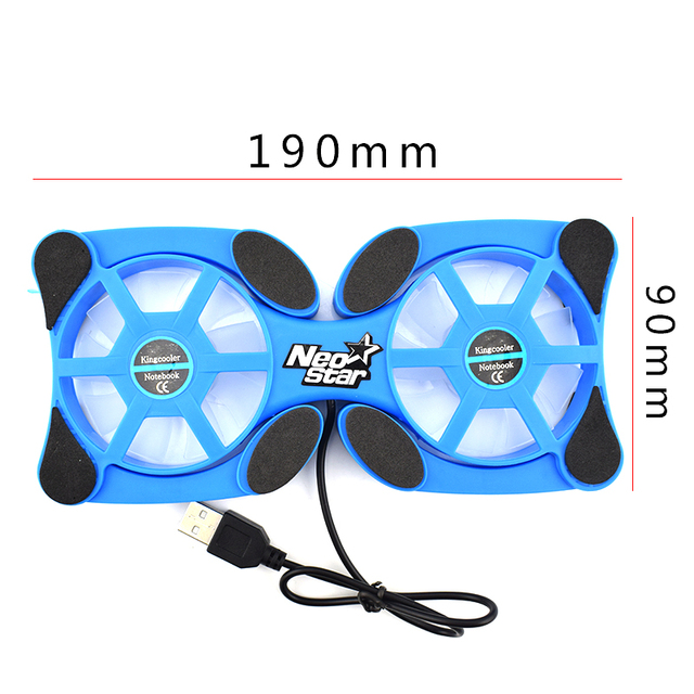 Foldable Laptop Cooling Pad