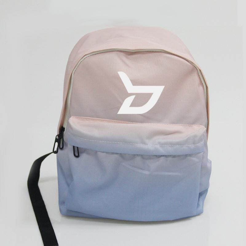Jewelry Packaging & Display Symbol Of The Brand Youpop Block B Kpop Album Canvas Gradient Bag Jewelry Admission Package Backpack Cosmetic Bags Sjb022