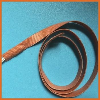 45X2000mm 200W 220V flexible heater electric heat Silicone heater elextric heated silicone heating element pad  w/ 70 Deg C ther цена 2017