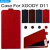 AiLiShi Hot!!!In Stock For XGODY D11 Case Top Quality Flip Fashion Leather Case Exclusive 100% Special Phone Cover Skin+Tracking