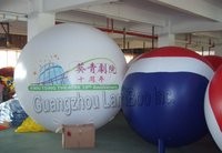 HOT SALE FREE SHIPPING 3 meters BIG Inflatable Helium Balloon for Events/Print Different LOGOS for you inflatables for sale balloon inflators balloons free shipping -