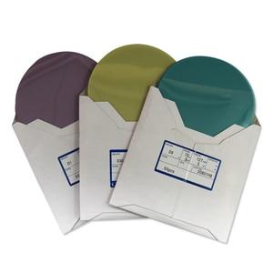 Image 3 - 10/PCS 9um נייר ליטוש סיבים אופטי 9um גיליון סיבי סיבים אופטיים 9um גיליון חיקה ליטוש אופטי משלוח חינם