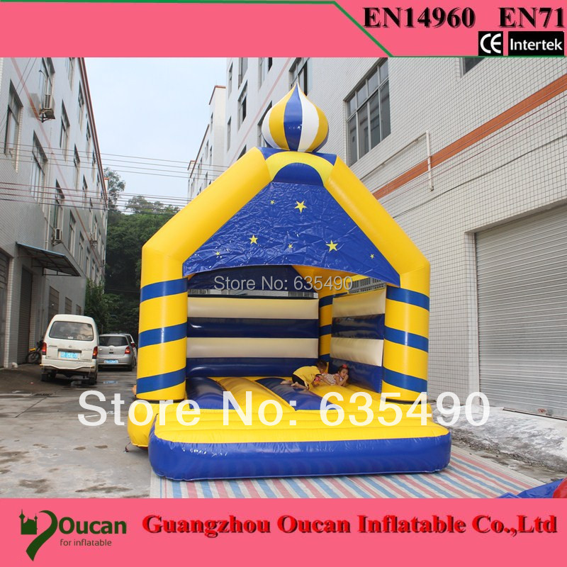 inflatable happy house bouncer
