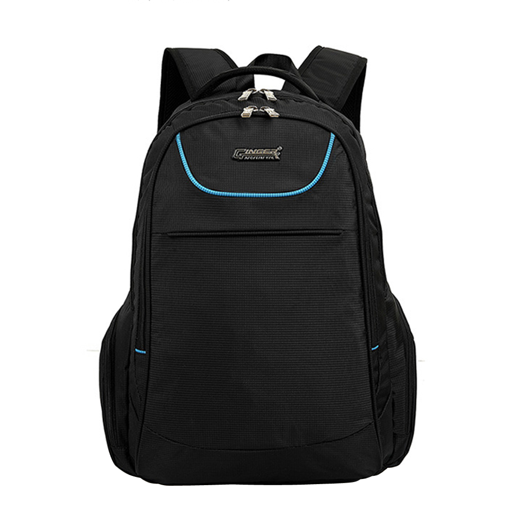 ФОТО Brand Design Backpack Fashion Men Backpacking BackpackS Student School Backpack Bag Teenagers Computer Laptop Bag High Quality