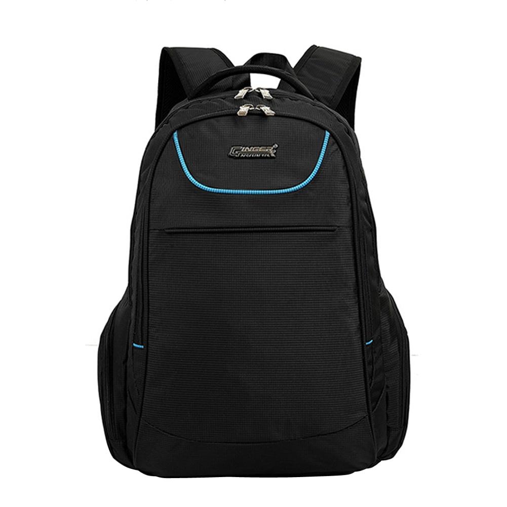 ФОТО Brand Design Backpack Fashion Men Backpacking BackpackS Student School Backpack Bag Teenagers Computer Laptop Bag High Quality