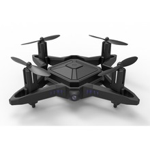 Wifi FPV Drone 2.4G 4CH RC Quadcopter T911W RC Drone with HD Camera 6-axis gyro RTF UAV Foldable RC Mode Toys