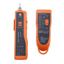 Brand New Cable Wire Phone Network Toner Tracer Tester Tracker Orange