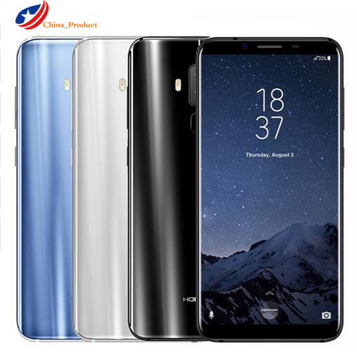 Original HOMTOM S8 4G Smartphone 1 5GHz Octa Core 5 7 Inch MTK6750T Smart Gesture Finger