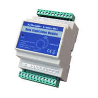 DAM140 Monitor 16 Analon Input supports Modbus RTU Protocol over RS485 serial port 0~20mA,4~20mA,0~5V,0~10V