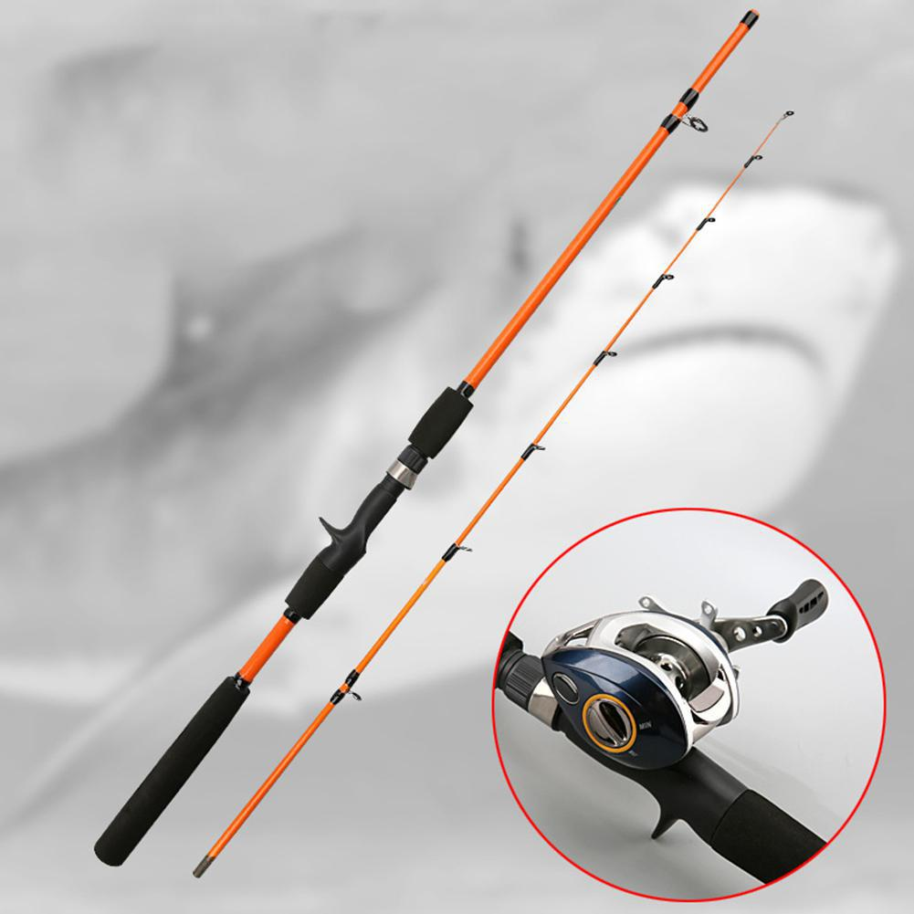 Light Weight Carbon Fishing Rod Portable Spinning Casting Rods outdoor  Fishing Rod fishing pole Fishing Accessories