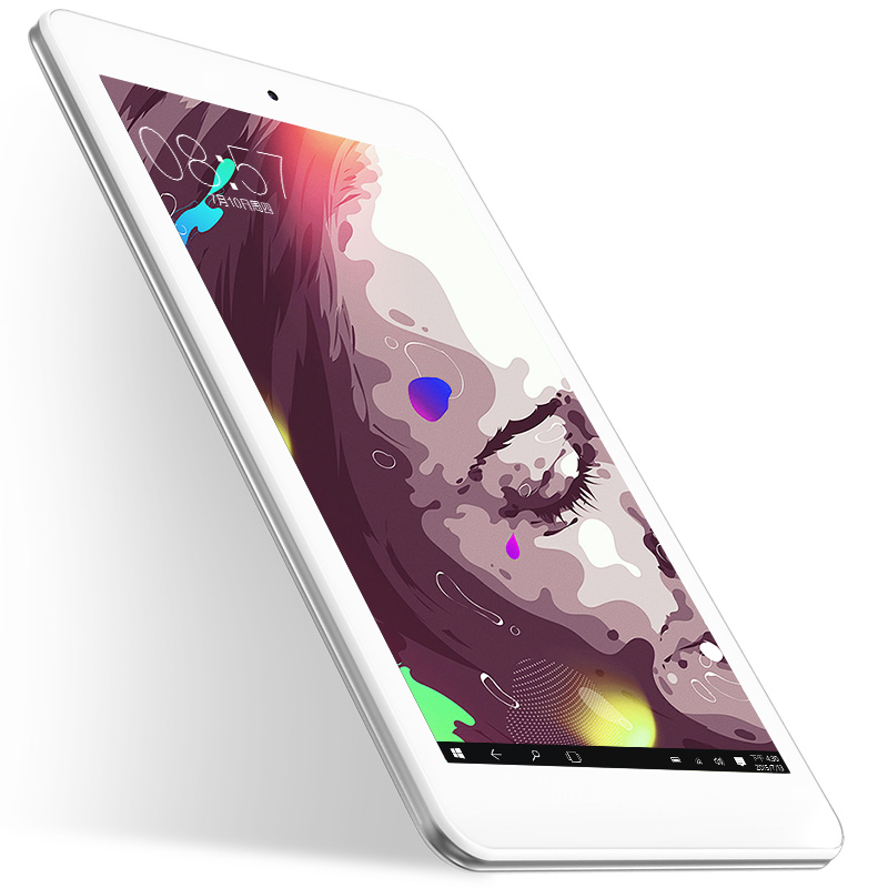 D'origine Cube Iwork8 Air Pro Windows + Android 5.1 Double OS Tablet PC 8 ''IPS 1920x1200 Intel atom x5-Z8350 Bluetooth Double Caméra