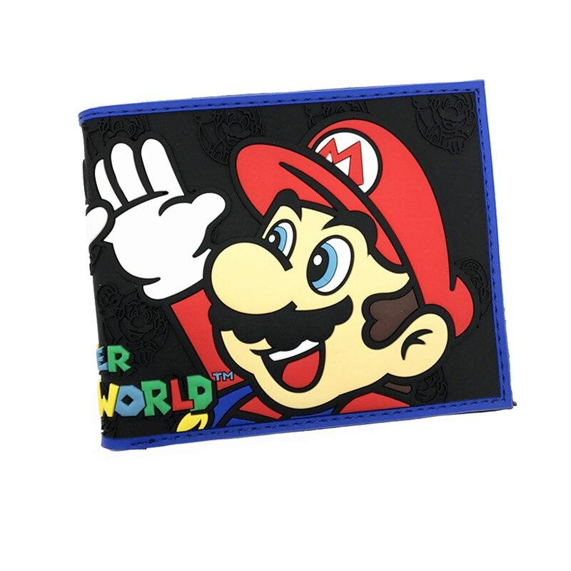 все цены на Free Shipping Comics the Avengers Cartoon Wallet Batman Flash Superman 3D Purse Logo Credit Card Holder Man Wallet онлайн