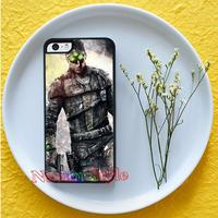 Splinter Cell Blacklist Top Selling Cell Phone Case Cover For Iphone 4 4s 5 5s Se