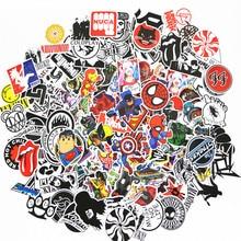 50 pcs/pack stickers Classic Fashion Style Graffiti Stickers