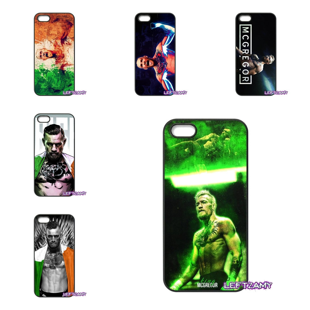 the notorious conor mcgregor Hard Phone Case Cover For iPhone 4 4S 5 5C SE 6 6S 7 8 Plus X 4.7 5.5 iPod Touch 4 5 6