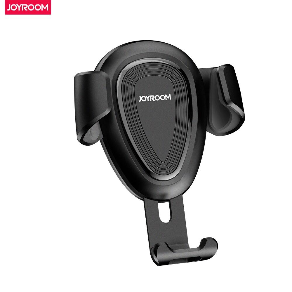 Joyroom тяжести реакции автомобильный держатель мобильного телефона клип тип вентиляционное отверстие monut GPS автомобильный держатель телефон…