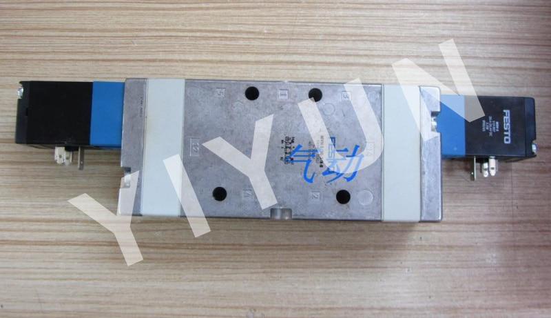 купить MVH-5/3G-3/8-B 14944 MVH-5-1/4-S-B 15903 FESTO Solenoid valve Pneumatic components по цене 7955.71 рублей