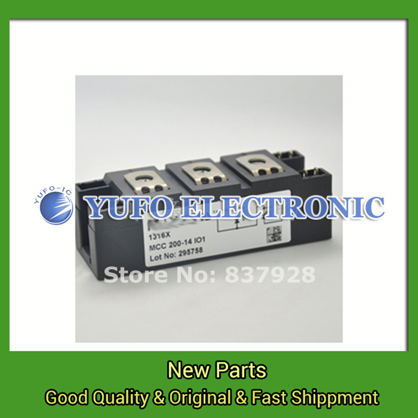 Free Shipping 1PCS  MCC200-14IO1 Power Modules original spot Special supply Welcome to order directly photographed YF0617 relay [sa] new original authentic special sales keyence sensor pz 42 spot
