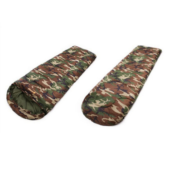 Camouflage Sleeping Bag 1