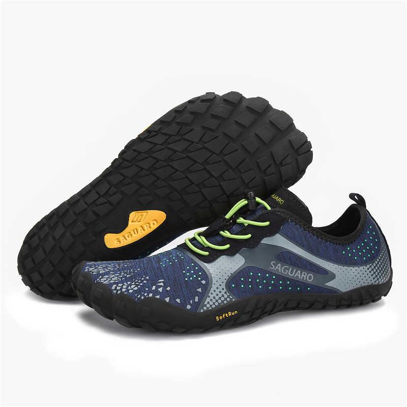 f2170f4d9 Zapatos de agua zapatos de los hombres sandalias de playa de secado rápido  arriba Aqua Zapatos