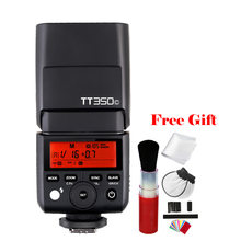 Godox TT350 TT350C TT350-C 2.4G TTL GN36 HSS Camera Flash Speedlight For Canon EOS 5D 6D 60D 600D 7D 70D 700D 800D(China)