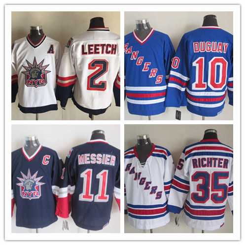 low priced 4bdc9 424a5 2 brian leetch jersey events