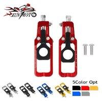 Adjuster Chain Tensioner Catena w/Spool For 2007 2008 2009 2010 2011 2012 2013 2014 2015 2016 Honda CBR600RR CBR 600RR