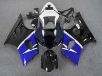 ABS black blue Fairing Kit for GSXR1000 2003 2004 GSX R1000 03 04 GSXR1000 K3 03 04 Motorcycle Fairings set D