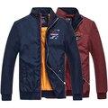 TACE & SHARK chaqueta de los hombres 2016 nuevo estilo de otoño de algodón acolchado cómodo versión europea de tamaño prendas de vestir exteriores ocasional envío gratis