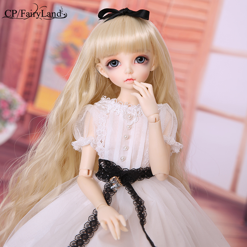 BJD Dolls Fairyland Minifee Ante doll 1/4 girls toys msd luts fairyline wigs eyes dollhouse blue fairy silicone resin furniture minifee chloe cline ante mirwen msd 1 4 ball joint doll bjd doll with eyes