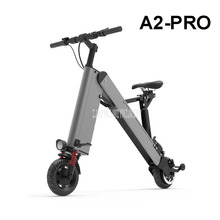 A2-PRO Mini Foldable Electric Scooter Portable Smart City Walking Tool Mobility Scooter Adult Electric Bicycle  Mileage 35-40KM все цены