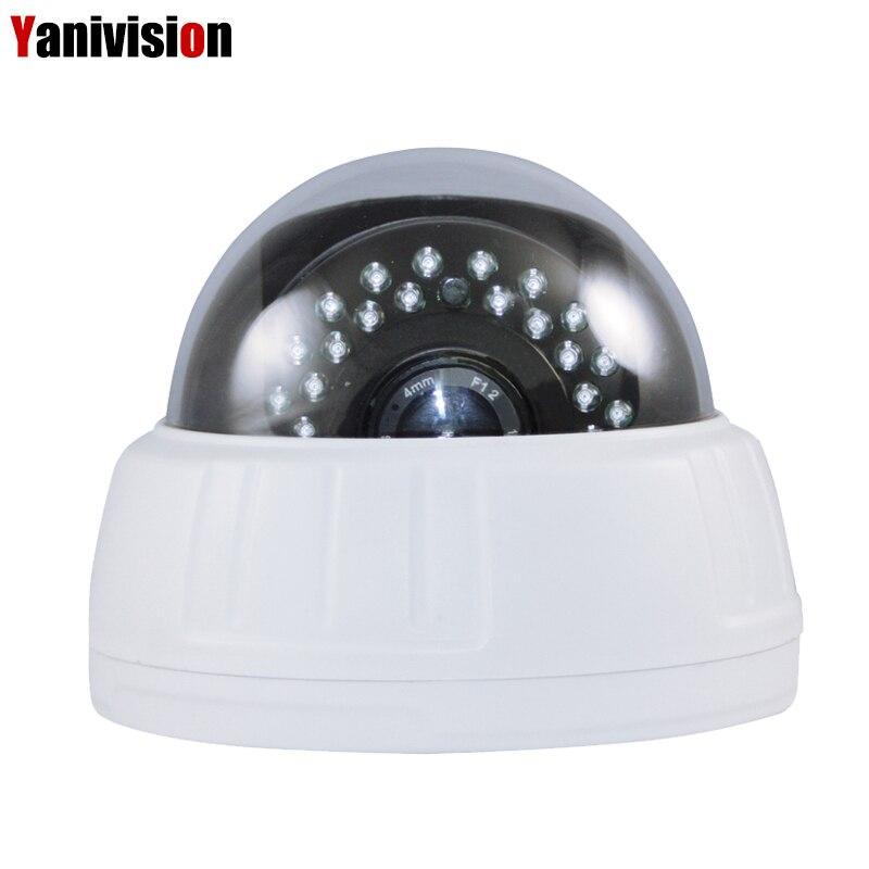 2,8-12 мм зум 5MP 4MP 1080 P H.265 IP Камера POE Пластик ИК Крытый IP купол обнаружения движения Ночное видение Hikvision протокола ONVIF