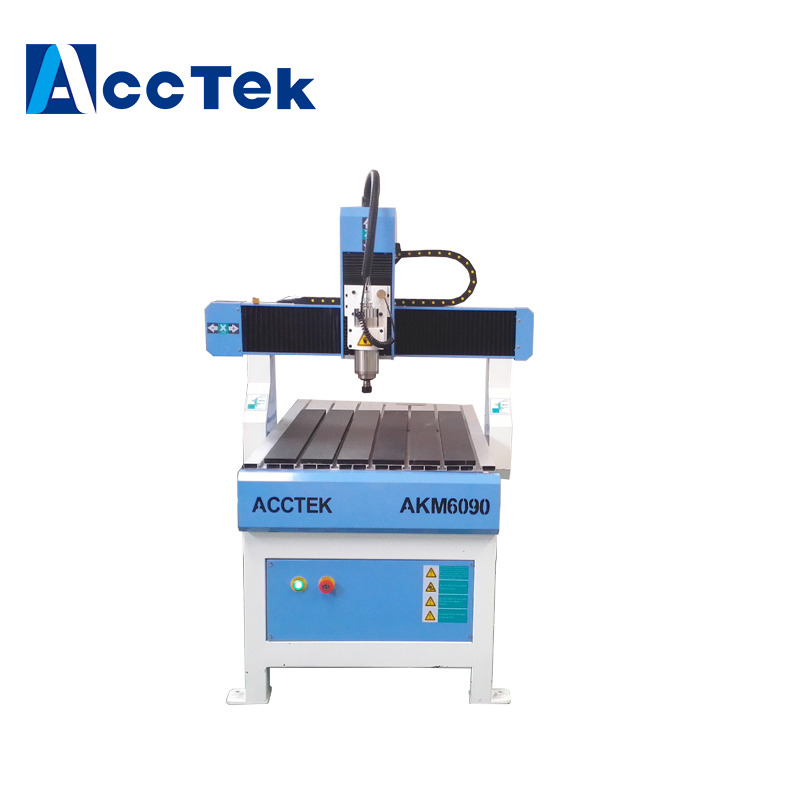 Cnc Router With Water Cooling Spindle, Smart 3d 6090 Water Cooling Small Cnc Router For Mdf Panel Door Cutting
