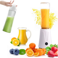 Baby Food Mills Portable Electric Juicer Blender Fruit Milkshake Mixer Meat Grinder Juice Maker Machine Sport Bottle Juicing Cup