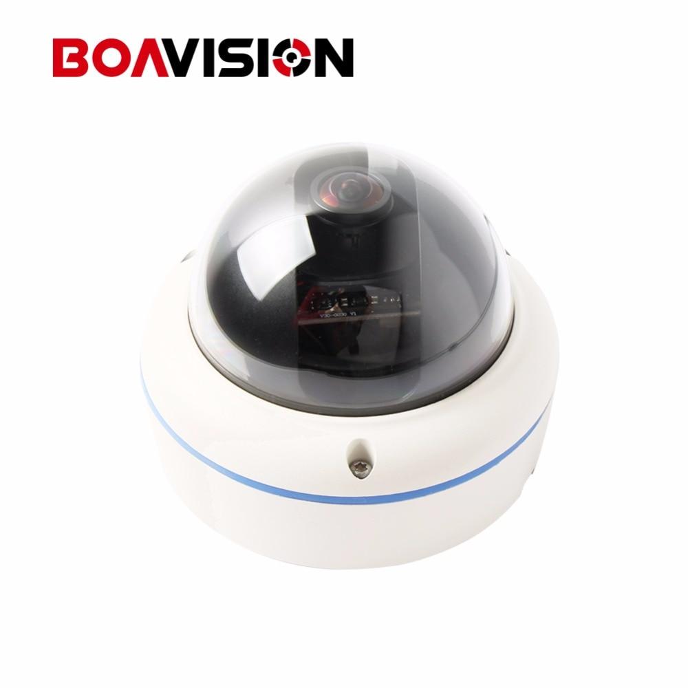 1080P 2.0MP 1/2.9 CMOS Outdoor Panorama HDCVI Dome Camera Video Security 360 Degree 1.7mm Fisheye Lens For CVR DVR
