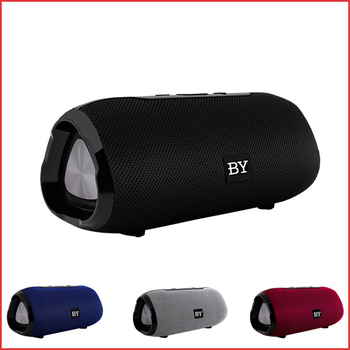 Bluetooth Speakers Portable Speaker With FM Radio Column Wireless Loudspeaker 10W Stereo Bass Music Surround Outdoor Speaker