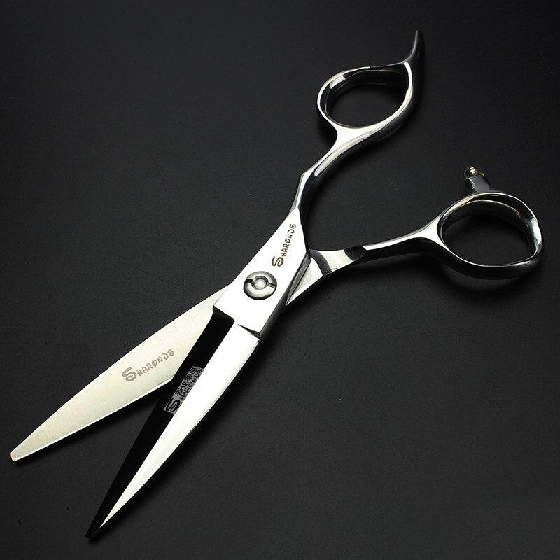 Sharonds Новые парикмахерские текстурирование ножницы слайд резки иерархии Sense 6 дюймов Малый Arc Лезвие длиной ножницы