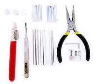 12 in 1 HUK Lock Disassembly Tool Professional Locksmith Tools Kit Locksmith Supplies