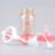 Fierbaby 240 ml PPSU de Boca Ancha Bebé Botella de Alimentación Del Bebé Recién Nacido Botella de dibujos animados No tóxico el Mejor Regalo Para El Bebé Recién Nacido o bebé