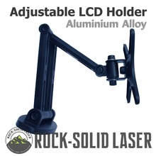 цена на Adjustable LCD Monitor Holder for Laser Marking Machine Parts 14-27 inch LED Display Retractable Stand Free Shipping Wholesale