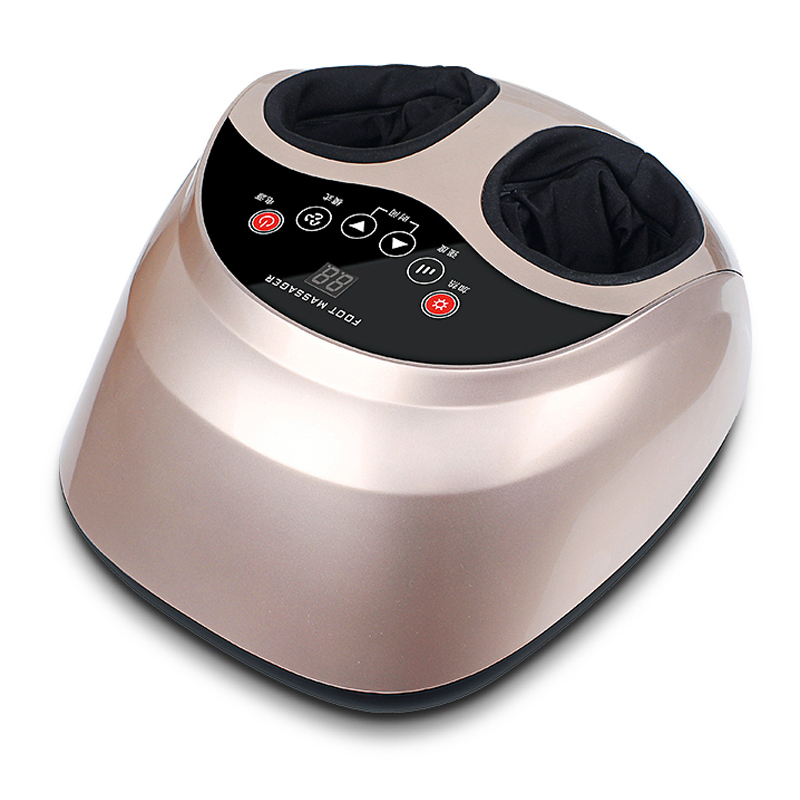 HFR-8803-7 HealthForever Brand Relax Multi-function Airbag Rolling Kneading Shiatsu Electric Foot Massager hfr 8802 3 healthforever brand wireless control kneading device legs instrument electric shiatsu air bag foot massager machine