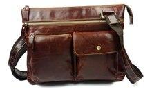 Maxdo Vintage Real Genuine Leather Cowhide Men Messenger Bags #M8673