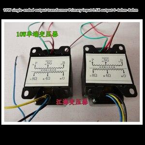 Image 5 - 10w à une extrémité 6P6P EL34 FU50 FU7 sortie dampli à lampes transformateurs audio 3.5k sortie de 0 4 8 Ohm 1 pièces