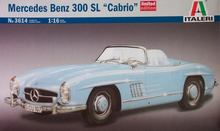 Italeri Model kit 3614 1 24 Mercedes SL300 Cabriolet
